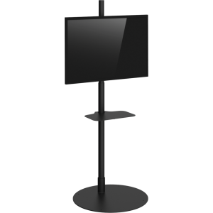 Freestanding Portable Monitor Kiosk